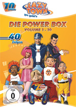 LazyTown Power Box